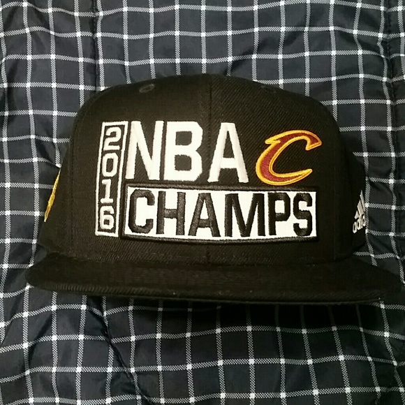 adidas Other - Adidas Cleveland Cavs Finals Hat ea7b571dd